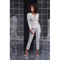PDK - Completo elegante bianco