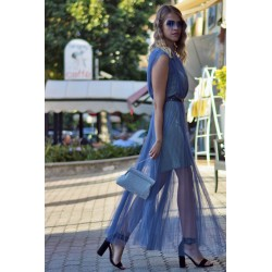 Trash and Luxury - Abito lungo in tulle