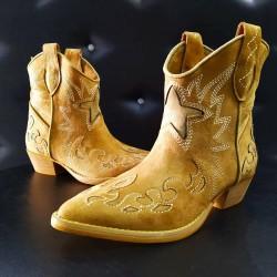 Stivali texano basso